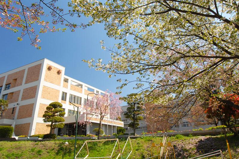 千葉日本大学第一中学・高等学校外観